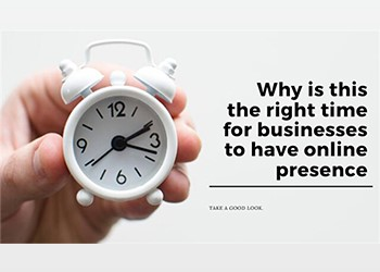 right time for businesses